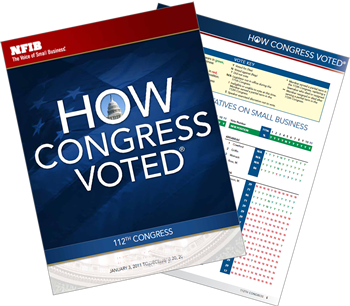 Download How Congress Voted (PDF)