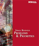 Small Business Problems & Priorities study