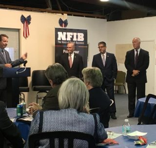 NFIB Members Dialogue with Lawmakers at Town Hall Forum