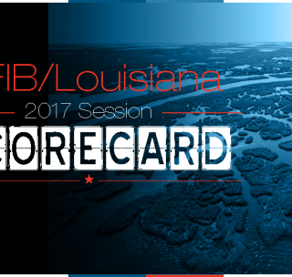 NFIB Louisiana 2017 Session Scorecard