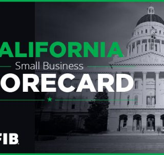 California's Small Business Scorecard: August 2018