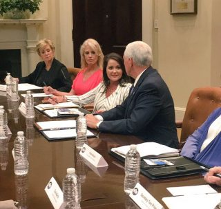 NFIB/Florida Member Shares Healthcare Woes with Vice President Pence