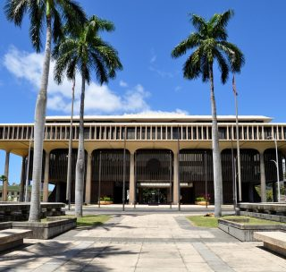 Hawaii Legislature End of 2018 Session Report