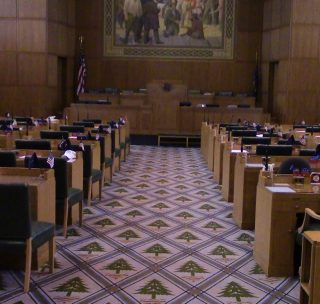 NFIB/Oregon End-of-Session Report