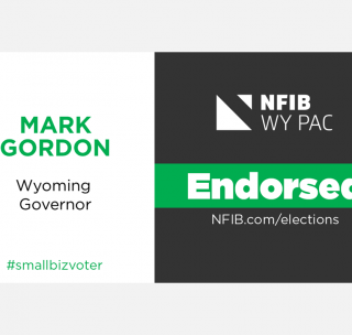 Small Business PAC Endorses Mark Gordon for Governor