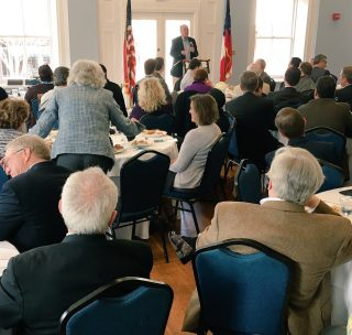Cagle, Kemp Speak at NFIB Georgia Small Business Day Luncheon