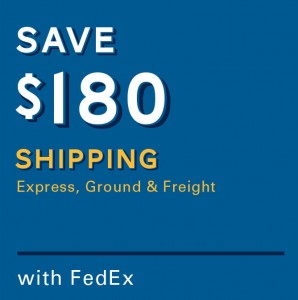 NFIB members save on shipping with FedEx
