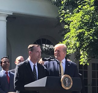 NFIB Members Participate at White House Ceremony: Administration Expands Healthcare Options for Small Businesses