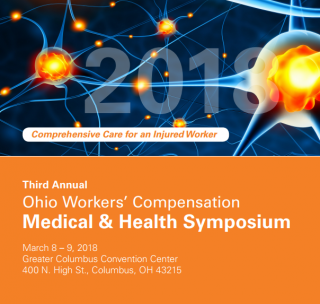 Ohio Workers' Compensation Medical & Health Symposium: March 8-9